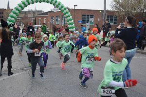 The Saturday Club to Host 2nd Annual SHUFFLE 5k & Kids Race