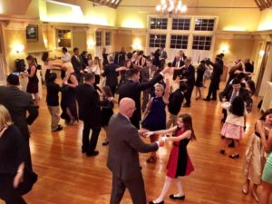 2015 Mother-Son & Father-Daughter Cotillion Class