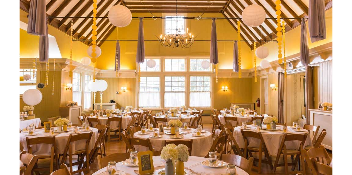 Beautiful Event Venue for Weddings, Receptions, Parties, Birthdays, Showers, and more at The Saturday Club