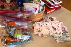 Members Create More than 550 Blessing Bags for Philadelphia's Homeless