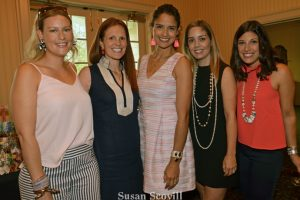 SusanScovill.com: Saturday Club Members Attend 2018 Spring Luncheon