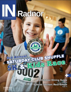 IN Radnor: Saturday Club Shuffle 5K & Kids Race