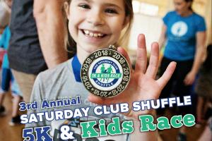 IN Radnor: Saturday Club Shuffle 5K & Kids Race