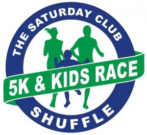 Shuffle 5K & Kids Race - The Saturday Club