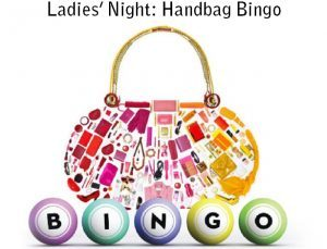 The Saturday Club Second Annual Handbag Bingo, January 26, 2017