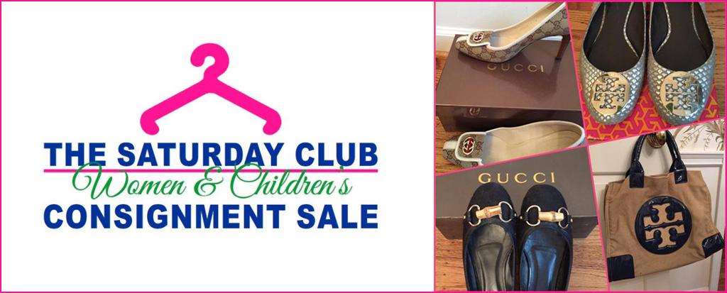 The Saturday Club Consignment Sale