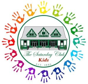 Kids Club at the Saturday Club logo