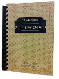 Main Line Classics Cookbook by The Saturday Club