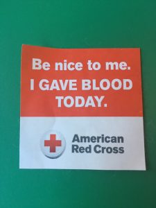 The Saturday Club Sponsors Annual Blood Drive to Support The American Red Cross