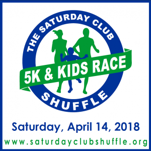 6ABC: 3rd Annual Saturday Club Shuffle 5K & Kids Race