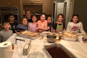 TSC Kids Makes Meals for Gift of Life Family House