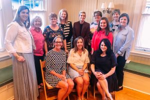 The Saturday Club Presents 2019 Grants to Nine Local Organizations