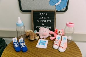 April Collection Drive: Baby Bundles