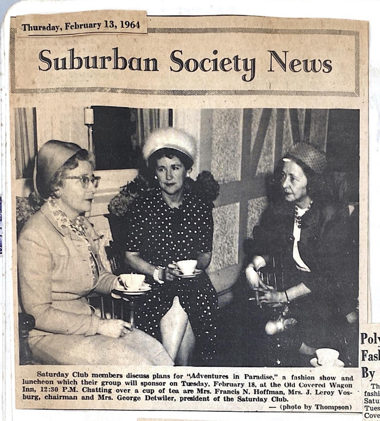 The Saturday Club 1964.2
